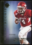 2012 Upper Deck Ultimate Collection #25 Jarius Wright /450