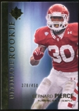 2012 Upper Deck Ultimate Collection #27 Bernard Pierce /450