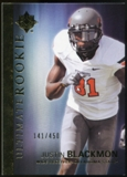 2012 Upper Deck Ultimate Collection #32 Justin Blackmon /450