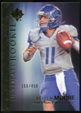 2012 Upper Deck Ultimate Collection #33 Kellen Moore /450