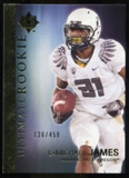 2012 Upper Deck Ultimate Collection #37 LaMichael James /450