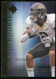 2012 Upper Deck Ultimate Collection #38 Chris Givens /450