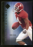 2012 Upper Deck Ultimate Collection #40 Marquis Maze /450