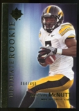2012 Upper Deck Ultimate Collection #41 Marvin McNutt /450