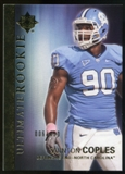 2012 Upper Deck Ultimate Collection #50 Quinton Coples /450