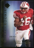2012 Upper Deck Ultimate Collection #53 Russell Wilson /450