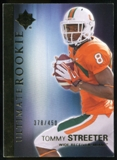 2012 Upper Deck Ultimate Collection #58 Tommy Streeter /450