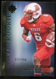 2012 Upper Deck Ultimate Collection #60 T.J. Graham /450