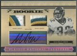 2006 Playoff National Treasures #131 Maurice Jones Drew Rookie Patch Auto #64/99