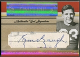 2007 Playoff National Treasures #SB Sammy Baugh Timeline Signature Cuts Auto #07/50