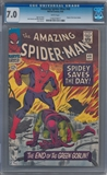 Amazing Spider-Man #40 CGC 7.0 (W) *1162374017*