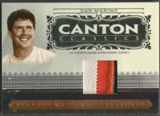2006 Playoff National Treasures #9 Dan Marino Canton Classics Materials Patch #01/25