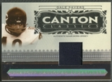 2006 Playoff National Treasures #GS Gale Sayers Canton Classics Materials Jersey #44/99