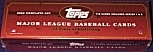 2002 Topps Baseball Hobby Factory Set (Box) (Brown)