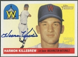 2004 Topps Heritage #HK Harmon Killebrew Real One Auto