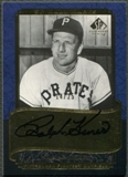 2003 SP Legendary Cuts #RK Ralph Kiner Hall Marks Blue Auto #14/25