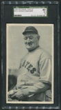 1936 National Chicle Honus Wagner Fine Pen Premiums R313 SGC 40 (VG) *0008