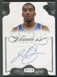 2012/13 Panini Flawless #26 J.R. Smith Signatures Auto #01/20