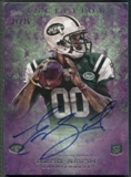 2013 Topps Inception #110 Geno Smith Purple Rookie Auto #26/75
