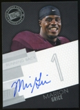 2014 Press Pass Autographs Silver #MG Marion Grice Autograph