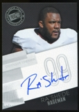 2014 Press Pass Autographs Silver #RHA Ra'Shede Hageman Autograph