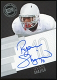 2014 Press Pass Autographs Silver #RS Ryan Shazier Autograph