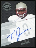 2014 Press Pass Autographs Silver #TIJ Timmy Jernigan Autograph