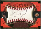 2003 Sweet Spot Signatures #CR Cal Ripken Jr. Black Ink Auto SP /122