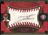 2003 Sweet Spot Signatures #JT Jim Thome Black Ink Auto