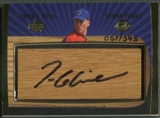2003 Sweet Spot Signatures #TG Tom Glavine Barrel Auto #051/345