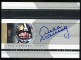 2004 Upper Deck SP Authentic Sign of the Times #SOTAM Archie Manning Autograph