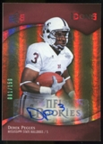 2009 Upper Deck Icons Autographs #127 Derek Pegues Autograph /150