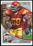 2009 Upper Deck Heroes #174 Rey Maualuga RC