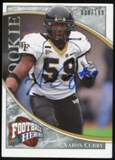 2009 Upper Deck Heroes #185 Aaron Curry RC