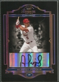 2004 Timeless Treasures #1 Albert Pujols Signature Bronze Auto #21/25