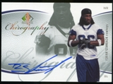 2007 Upper Deck SP Authentic Chirography #CAIS Isaiah Stanback Autograph