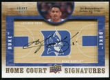 2011/12 Upper Deck SP Authentic Home Court Signatures #HCGH Grant Hill Autograph