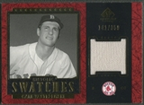 2003 SP Legendary Cuts #CY1 Carl Yastrzemski Historic Swatches Jersey Pants #141/350