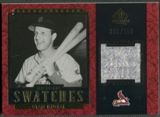 2003 SP Legendary Cuts #SM Stan Musial Historic Swatches Jersey #337/350