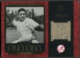 2003 SP Legendary Cuts #YB Yogi Berra Historic Swatches Jersey #104/300