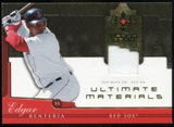 2005 Upper Deck Ultimate Collection Materials #ER Edgar Renteria Jersey /25