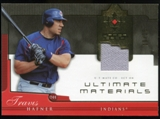 2005 Upper Deck Ultimate Collection Materials #TR Travis Hafner Jersey /25