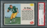 1962 Post Cereal #11 Jim Ringo PSA (Authentic) *1585