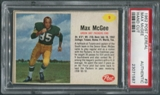 1962 Post Cereal #9 Max McGee PSA (Authentic) *1587