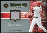 2007 Upper Deck Ultimate Collection Ultimate Star Materials #AD Adam Dunn