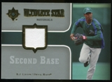 2007 Upper Deck Ultimate Collection Ultimate Star Materials #BU B.J. Upton