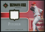 2007 Upper Deck Ultimate Collection Ultimate Star Materials #CA Chris Carpenter