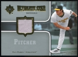 2007 Upper Deck Ultimate Collection Ultimate Star Materials #DH Dan Haren