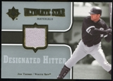 2007 Upper Deck Ultimate Collection Ultimate Star Materials #JT Jim Thome