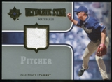 2007 Upper Deck Ultimate Collection Ultimate Star Materials #PE Jake Peavy